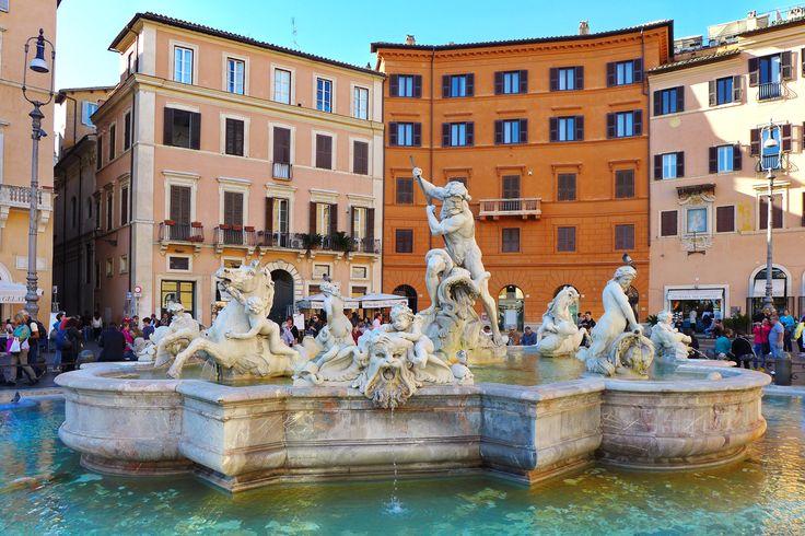 Plazza Navona, Rome