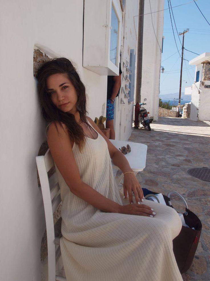 Κατερίνα Γερονικολού: Για δεύτερη φορά στο Κουφονήσι! www.mr-green.gr