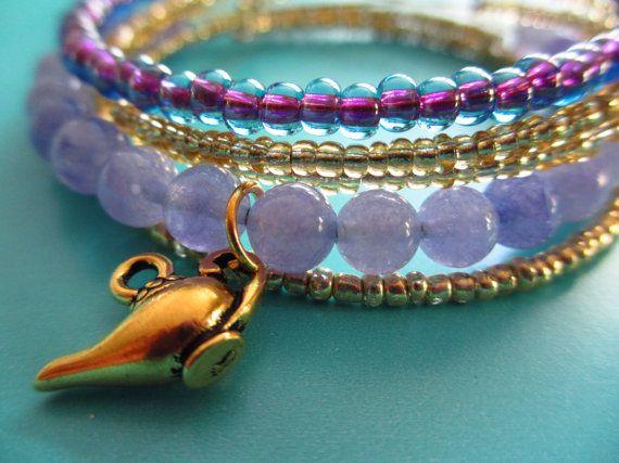 Arabian Nights  Jasmine Disney Bracelet Set  Alex by Wholenewworld, $31.95