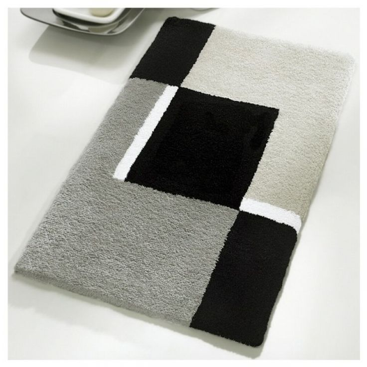 Gray Bathroom Rug Sets The gray bathroom rug sets Luxury Gray Bath Mat Large Contemporary Bath Mats Other