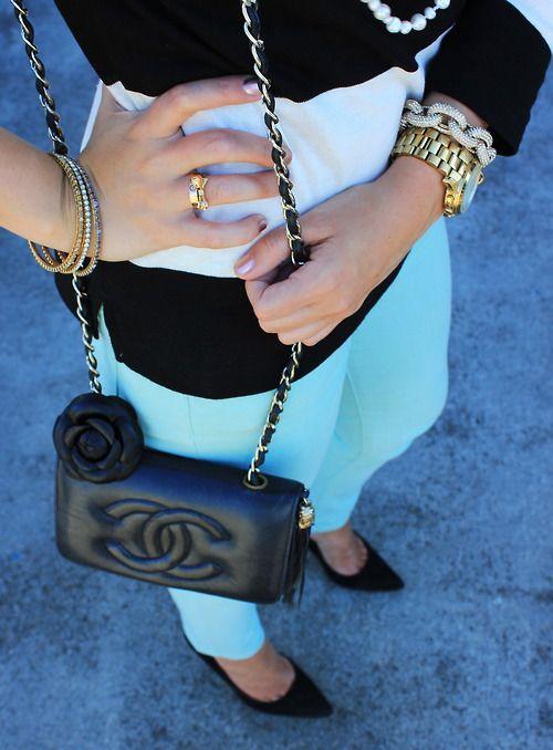 Fashion, Chanel Purses, Chanel Omg, Do You, 3Chanel 3, Cute Outfit, Fun Accessories, Glitter Guide, Chanel Luxury Design