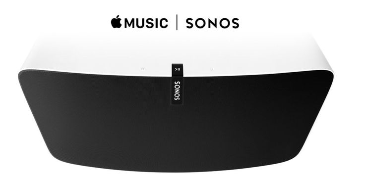 Apple will begin selling Sonos wireless speakers online starting today, in stores next month | 9to5Mac