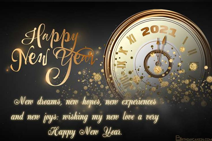 new year's 2021 ecards  greeting cards online in 2020