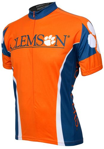 Clemson University Tigers Cycling Jersey Free Shipping - see it at  http   www eac042c07
