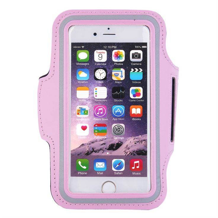 Sports Exercise Running Gym Armband Pouch Holder Case Bag for Cell Phone shipping