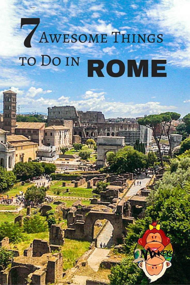 Visit TopTravelLists.Com  7 Awesome Things to Do in Rome