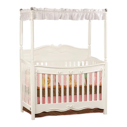 Disney Princess Enchanted Convertible Crib - White - Delta - Babies  R  Us  sc 1 st  Pinterest & 24 best Bellau0027s Shabby Chic Nursery images on Pinterest | Baby ...