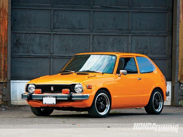 Honda Civic, 1977