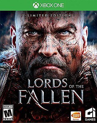 cool Lords of the Fallen Limited Edition - Xbox One - For Sale View more at http://shipperscentral.com/wp/product/lords-of-the-fallen-limited-edition-xbox-one-for-sale/