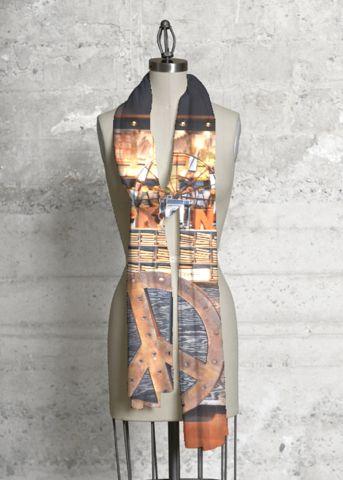 Silk Square Scarf - Art D rpoUCDD