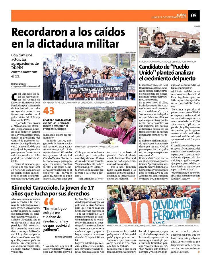 Página 3 | El Líder de San Antonio