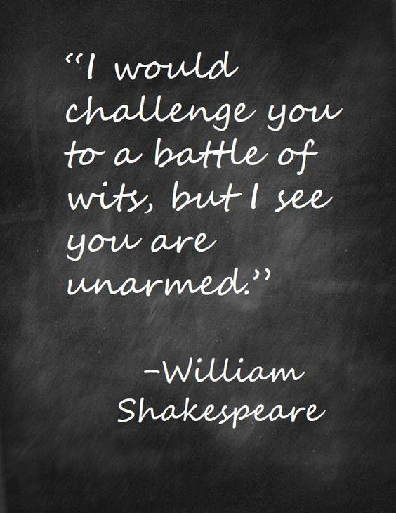 20 William Shakespeare Quotes That Prove Inspiration Is Timeless | The Lotus Mama