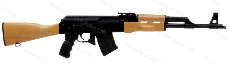 CAI RAS47 LC AK Style Semi Auto Rifle, 7.62x39, CA Bullet Button, Wood Stock, US MFG, New. - $599.95