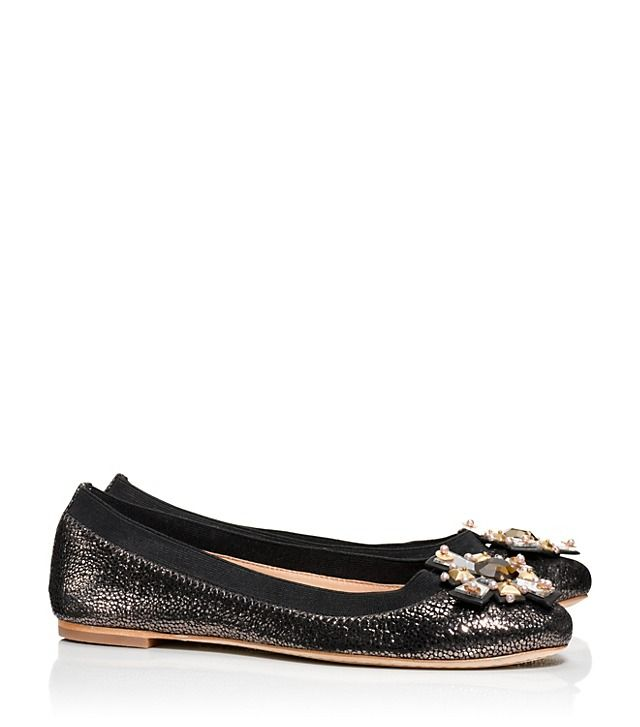 Visit Tory Burch to shop for Bonnie Metallic Ballet Flat . Find designer  shoes, handbags, clothing & more of this season's latest styles from  designer Tory ...