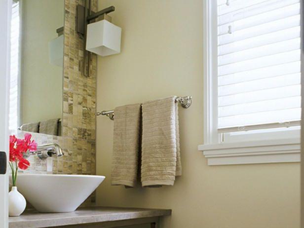 Bathroom backsplash beauties modern bathroom and hgtv for Best new bathrooms