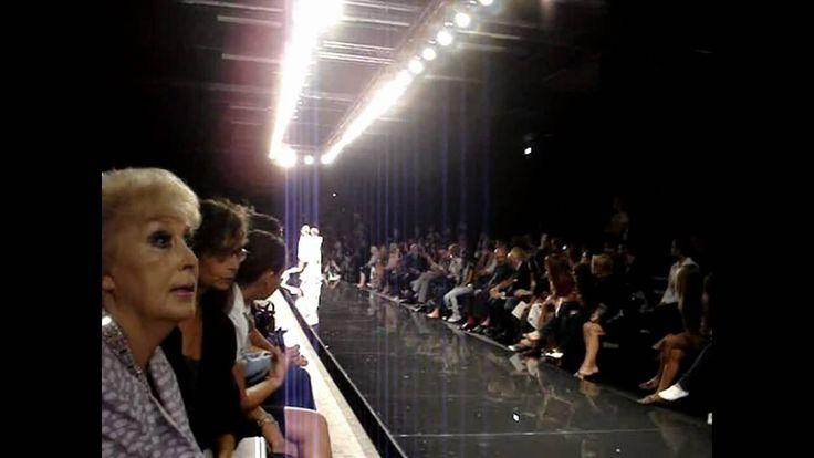 Milano Moda Donna - Federico Sangalli - Intro Sfilata www.federicosangalli.it