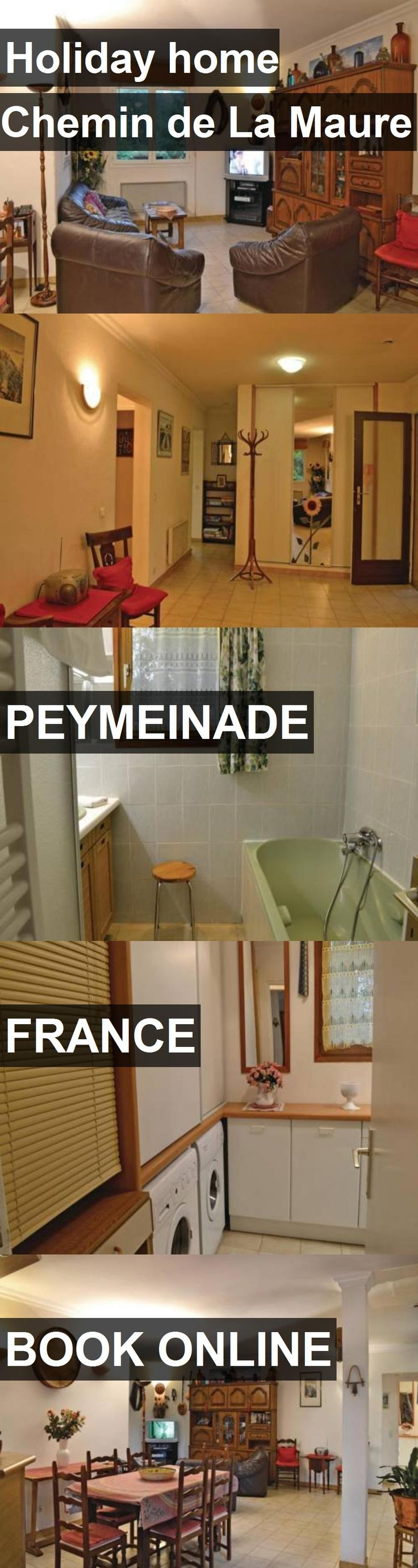 Hotel Holiday home Chemin de La Maure in Peymeinade, France. For more information, photos, reviews and best prices please follow the link. #France #Peymeinade #travel #vacation #hotel