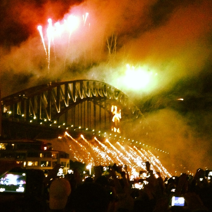 Sydney New Year's Eve 2012/2013 Wonderful memories from past Sydney New Years Eve celebrations and zeros my home town Sydney. Hopefully Sydney will bring you new memories on December 31st 2014 - January 1st 2015. How will Sydney or what will inspire you in 2015. #SydNYE