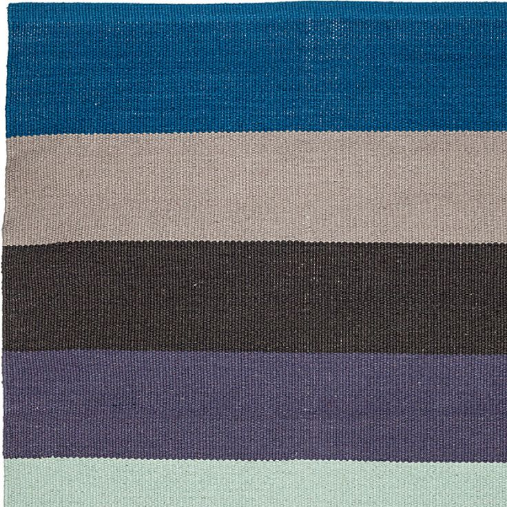 PAUL in MULTI STRIPES is made of 100% cotton. Perfect for indoor. Available in 55x120cm   70x200cm   140x200cm   200x300cm