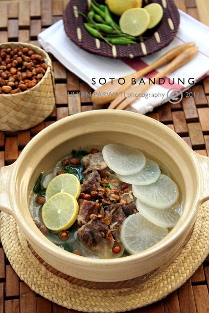 Soto Bandung, I like it