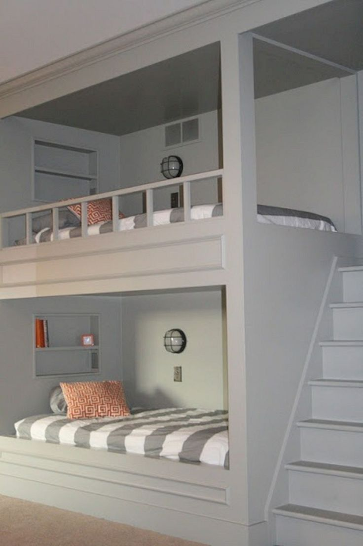 Mobby loft bed with stairs   best Bedroom ideas images on Pinterest  Bedroom ideas  beds