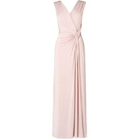 Růžové šaty Celestine LONDON TIMES velký