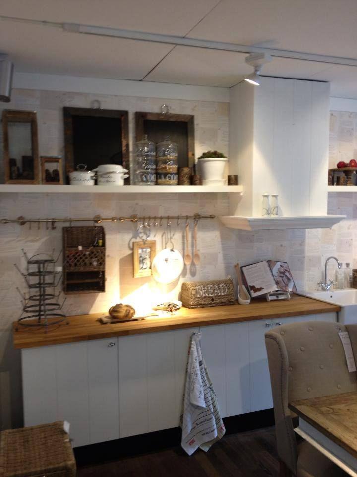 Riviera maison keuken kitchens keukens pinterest for Decorations cuisine maison