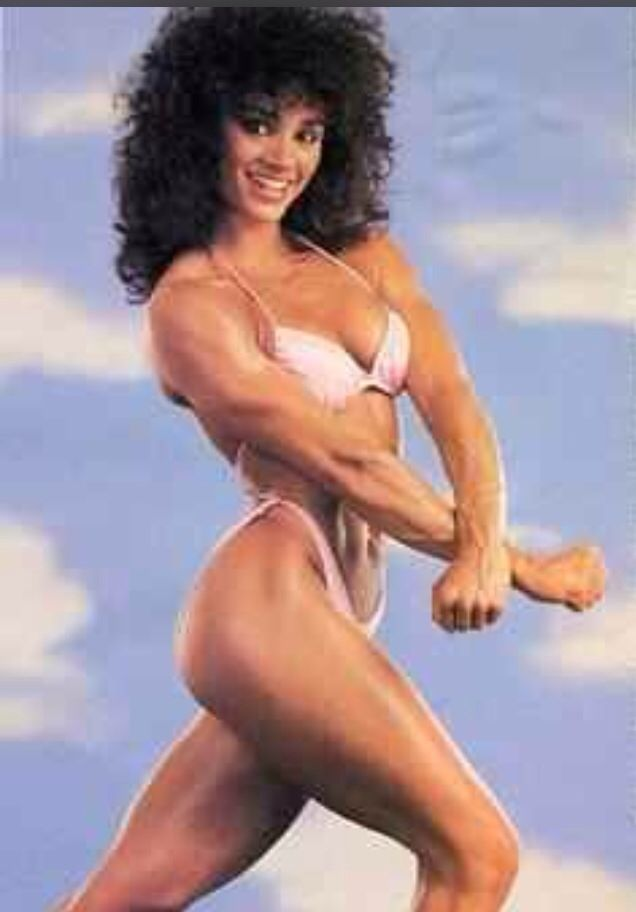 Gladys Portugues Is An American Actress And Former Professional Female Bodybuilder She Is The