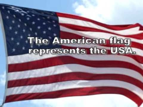 "Nice Introduction Video Clip on American Symbols.mov Includes clues and information about symbols with children singing in background ""God Bless the USA"".  Recommended by Charlotte's Clips"