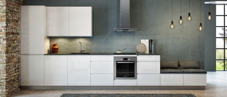 Design Keuken Recht : ... Pinterest - Minimalistische keuken, Moderne ...