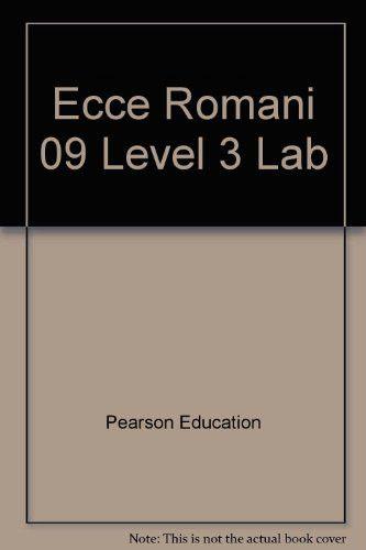 ECCE ROMANI 09 LEVEL 3 LAB