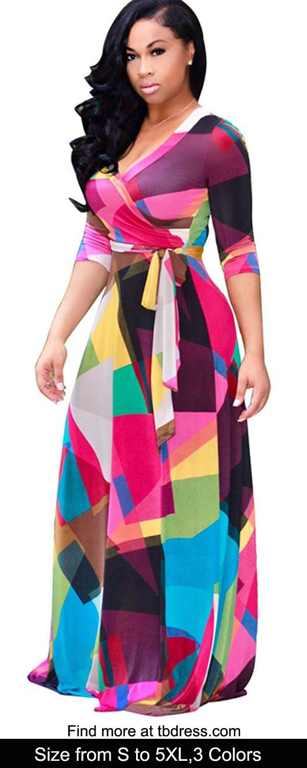 Plus Size Ruffle Dresses with elegant style. Quit worrying about the size and start dressing up yourself.