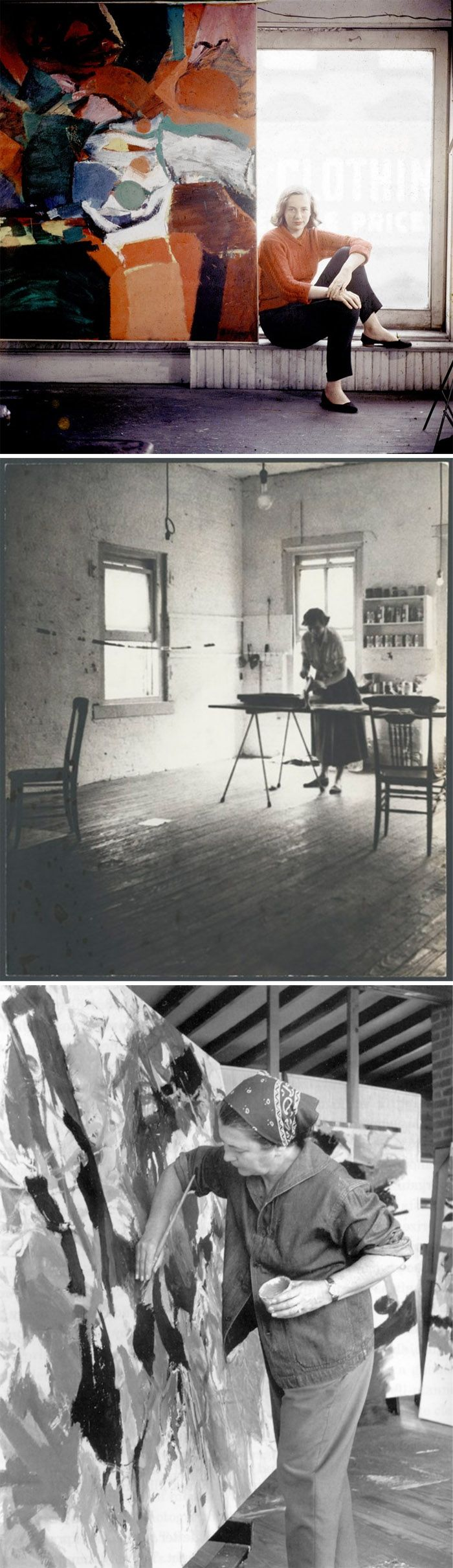 Grace Hartigan (1922-2008) was a second-generation Abstract Expressionist whose…