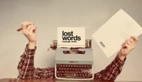 The lost word at http://iread1966.wordpress.com
