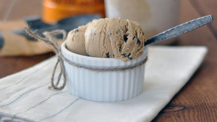 Cafe Du Mond Coffee Ice Cream with Chocolate 'Freckles' | Yummy ...