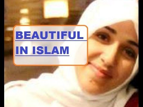 Ustadha Yasmin Mogahed True Muslim is a creature of God who never fearful and afraid of everything except his concern not to be with God in every step and mo...