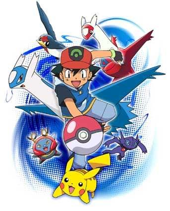 A finales de los años '90 se crea la serie Pokémon, basada en el videojuego y que involucra personajes no vistos en éste. La serie fue producida por Shogakukan / TV Tokyo y adaptada a la cultura occidental por 4 Kids Entertainment.
