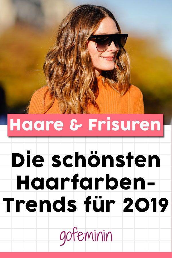 Haarfarben-Trends 2019: Das sind die Looks, die jetzt ALLE wollen!