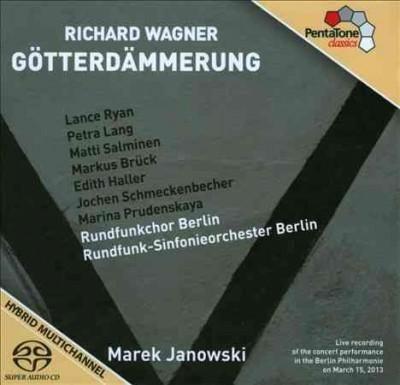 Rundfunk-Sinfonieorchester Berlin - Wagner: Gotterdammerung
