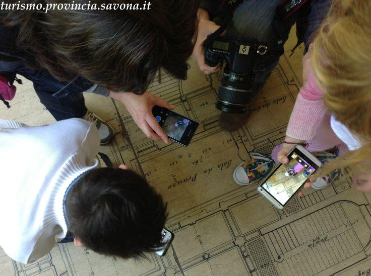 Giovani invasori digitali dominano Villa Rosa