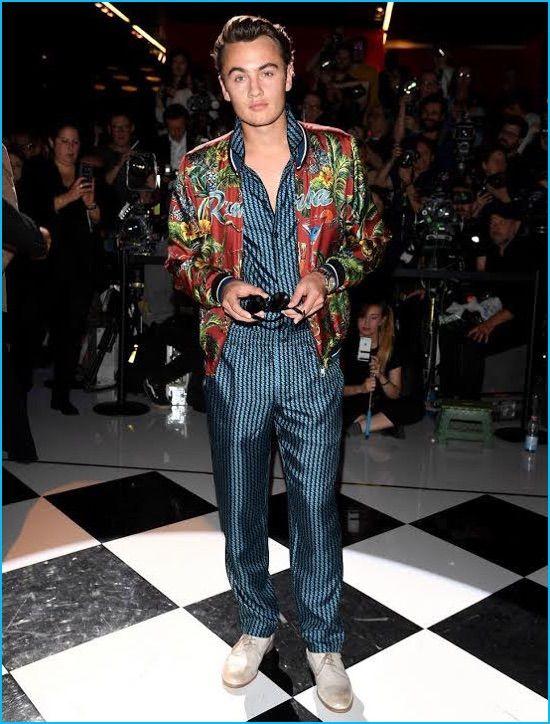 Tommy Lee Fashion February 2017