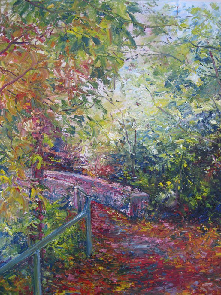 'Early Autumn in Marlay Park'