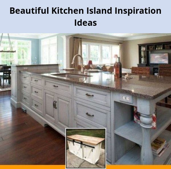 Vintage Kitchen Island Ideas And For Kitchen Island Ideas With Seating And Storage In 2020 Large Kitchen Island Kitchen Island Kitchen