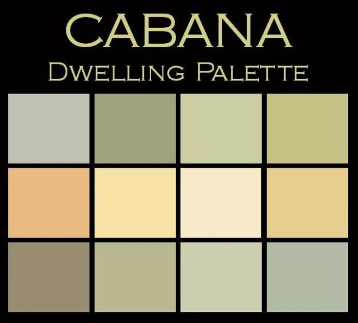 7 best The Cottage Paint Color Palette™ images by Color in Space on ...