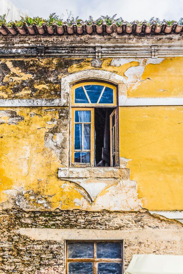 Yellow Window by Alexandre Almeida on 500px