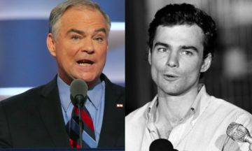This Is What Young Tim Kaine Looked Like And Oh, My God