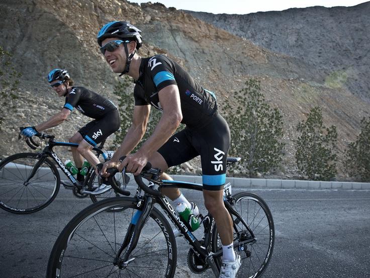 Richie porte team sky pro cycling tour of oman for Richie porte team sky