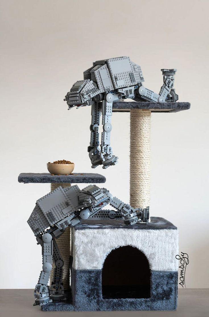 Was LEGO-Figuren treiben, wenn wir nicht hinschauen – Eine…