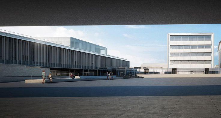 Expansão do Campus Central do IPA e Centro de Reabilitação Física | Galeria da Arquitetura