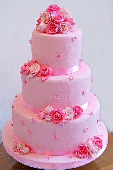 Weddingku | Fontana Wedding Cakes - Collection Gallery